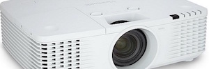 Viewsonic develops Pro9 projectors for large spaces with high ambient light