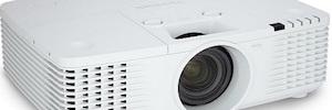 Viewsonic desarrolla los proyectores Pro9 para grandes espacios con mucha luz ambiental