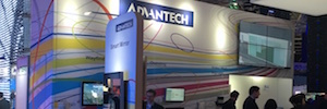 Advantech lleva a ISE 2017 la experiencia 4K para múltiples pantallas y videowall