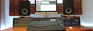 Musiluz elige la mesa de mezclas digital Allen&Heath Qu-24 para sus clases de sonido