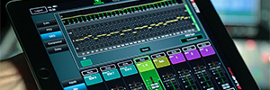Allen & Heath strengthens its dLive system with new features and applications