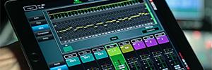 Allen & Heath refuerza su sistema dLive con nuevas características y aplicaciones