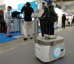 Altran Robot Global Expo2017