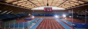 El polideportivo madrileño Gallur instala una pantalla Led de alta resolución