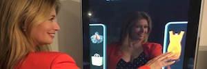 Bismart lleva al MWC 2017 su sistema Magic Mirror con reconocimiento facial y análisis de datos
