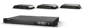 Bose Professional presenta en ISE 2017 el sistema de audioconferencia ControlSpace EX