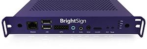 BrightSign amplía su línea de reproductores multimedia Series 3 con un modelo OPS