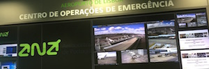 Portugal airports opt for Sony Vision Presenter collaboration system for your COE