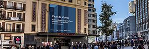 El arte argentino de ArcoMadrid salta a las pantallas de Callao