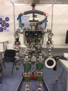 Exoesqueleto Robot Global Expo2017