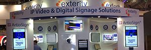 Exterity vuelve a ISE 2017 con nuevas soluciones de distribución de vídeo 4K de extremo a extremo