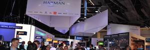 Harman Professional potencia una colaboración eficaz y eficiente con sus innovaciones en ISE 2017
