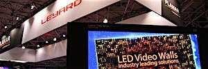 Leyard y Planar apuestan por pantallas con pixel pitch ultra estrecho para sus soluciones de videowall Led