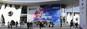 El MWC 2017 abre sus puertas con unas previsiones de más de 100.000 visitantes