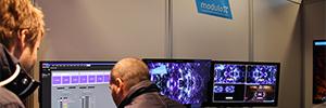 ISE 2017 es la oportunidad de Modulo Pi para mostrar sus soluciones de control de vídeo 3D