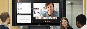 NEC InfinityBoard: solución interactiva para reuniones colaborativas