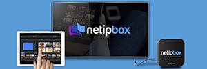 Netipbox acude a Expo HIP para mostrar su solución de cartelería digital 3.0