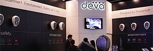 Powersoft Quattrocanali: amplificación de cuatro canales de audio para medianas instalaciones