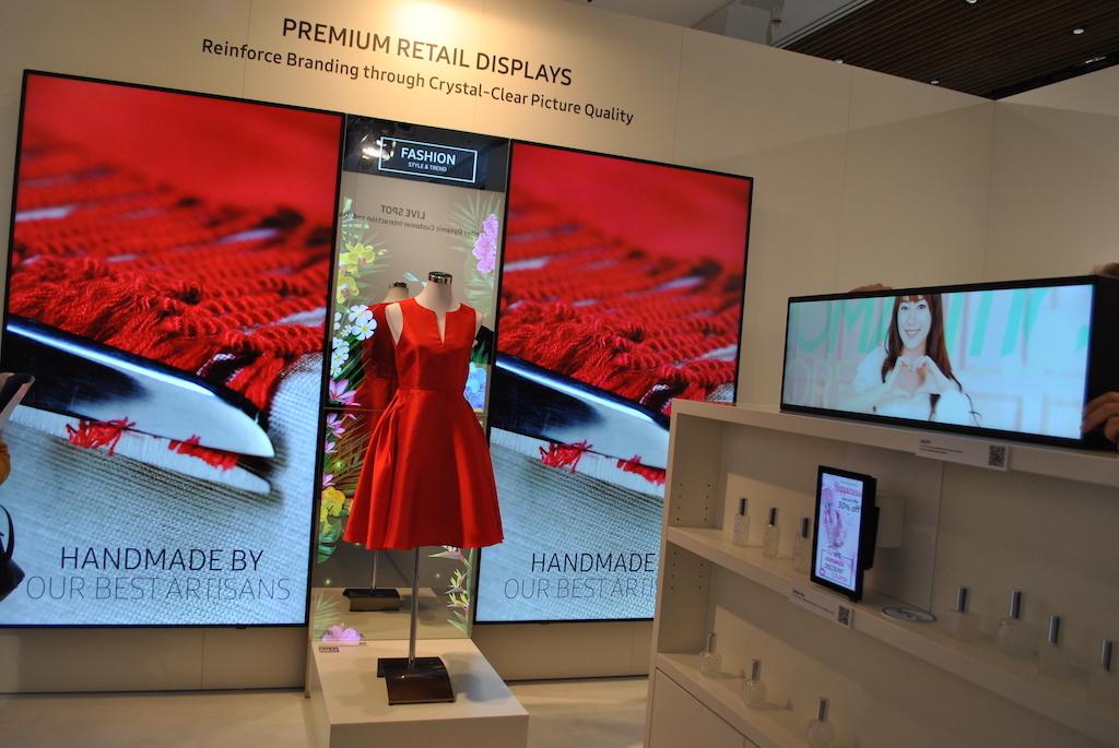 Samsung Tv Arriva La Visione Del Futuro : Samsung traccia nel ise sua visione del futuro