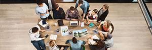 Sennheiser amplía su línea de soluciones para conferencias remotas TeamConnect Wireless