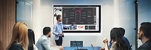 Sony mostrará en ISE 2018 cómo está revolucionando el entorno colaborativo para la empresa y el aula