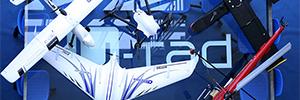 U-tad da respuesta a la demanda de profesionales formados en el pilotaje de drones