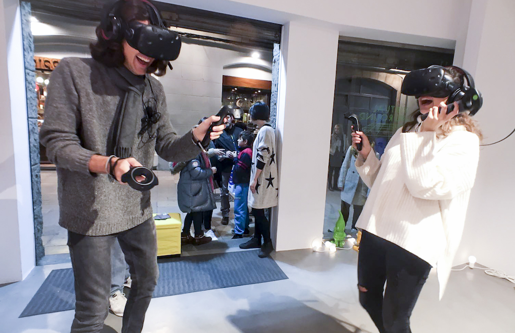 Virtual playground brings the immersive experience of - Rearrange my room virtual ...