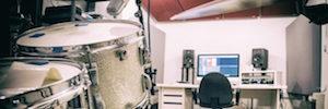 ATDrumtracks confía sus grabaciones de pistas de alta calidad en Audient ASP880
