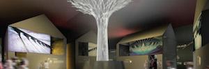 Acciona Producciones y Diseño realizará el Pabellón de España en la Expo de Astaná 2017