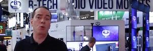 """""""Sea cual sea el tamaño o proyecto AV del cliente, la solución de montaje la tiene B-Tech"""", Paul Haggarty"""