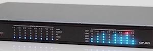 Crestron completa su línea de amplificadores multicanal Avia Audio Solutions