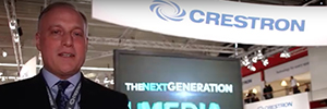 """""""La serie NVX supone una transición muy importante para Crestron en la distribución de vídeo en red"""", Steve Samson"""