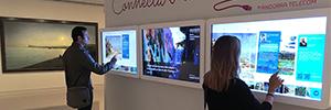 El museo Carmen Thyssen Andorra acerca el arte al visitante a través de la tecnología interactiva