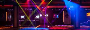 Una nueva discoteca de Los Ángeles abre sus puertas marcada por aires latinos y una espectacular infraestructura AV