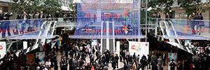 El Grupo HMY apuesta por la cartelería digital 3.0 de netipbox para su presencia en Euroshop