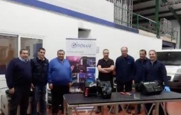 Isoluz abre una oficina en madrid para ofrecer sus for Oficinas linea directa madrid