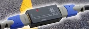 Kramer presenta su nueva gama de distribuidores, amplificadores y extensores 4K