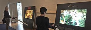 LG y Madpixel llevan al Museo San Telmo las obras maestras de grandes pintores internacionales