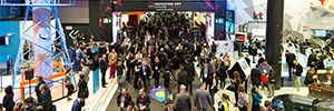 MWC 2017 returns to beat record attendance and generates an economic impact of 465 million euros