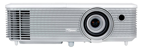 portable projectors Optoma 400 and 400+: bright classroom presentations and business