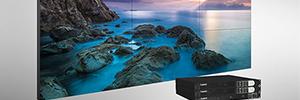 Planar y Leyard amplían su línea para videowall Clarity Matrix con modelos de bisel ultra estrecho