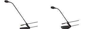 Shure amplía su línea Centraverse con dos micrófonos de cuello cisne
