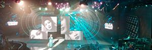 Sono proporciona la tecnología AV para la escenografía del nuevo talent show de Antena 3