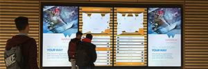TVOne ayuda a crear el espectacular videowall 16K del centro docente 'The Oculus'