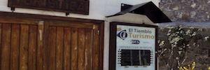 Escaparates digitales interactivos para impulsar los recursos turísticos en los municipios