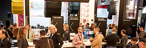 D & b shown in Prolight + Sound 2017 sees the artistic and social needs of the AV industry