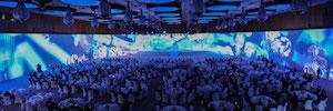 Ali Bin Ali Group elige a APD para presentar con un espectáculo visual 360º su refinería Laffan 2 en Doha