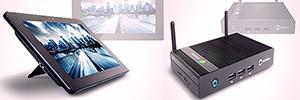 MCR añade a su oferta comercial las soluciones digitales de Aopen para entornos profesionales AV