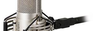 Audio-Technica microphones expands its line of 50 Series studio with AT5047 model