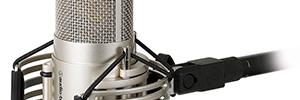 Audio-Technica amplía su línea de micrófonos de estudio Serie 50 con el modelo AT5047